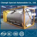 20FT 6500mm Length ISO LPG Tank Container