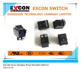 Ss31 Double Rocker Switch for Heater or Home Appliance
