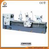 CW62100 heavy duty horizontal metal lathe machinery for thread