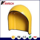 Koontech Professional Telephone Acoustic Hood Manufacturer Rugged Telephone Hood RF-12 Glass Fiber Reinforced Plastics: