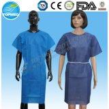 Disposable Patient Gown, Nonwoven Patient Gown