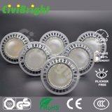 LED PAR Light Aluminum Shell Lamp 7W LED Lights