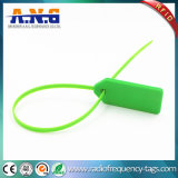 860~960MHz RFID UHF Nylon Cable Tie Tag for Airline Luggage