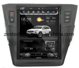 VW Passat Car DVD Player with SWC TPMS RDS GPS