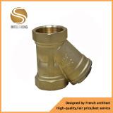 "Brass Y Type Gas Filter Pn16 2""Inch"