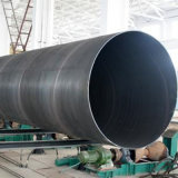 Hot Rolled Large Steel Pipe Seamless Pipe Customized Steel Tube Made in China