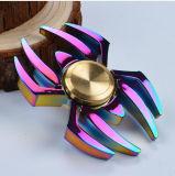 R188 Bearing Zinc Alloy Spider Colorful Rainbow Fidget Spinner