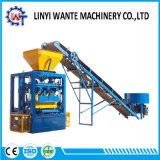 Wante Brand Qt4-24 Munual Construction Building Hollow Brick Making Machine