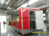 Commercial Pizza Catering Trailer for Sale