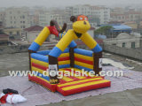 Inflatable Monkey Jumping Bouncer, Bouncy Castle for Kids