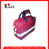 Red Travel Emergency First Aid Bag