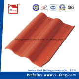 Villa Clay Roof Tile Building Material Made in China 300*400mm
