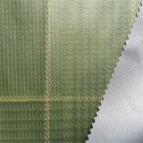 Elastic Backing Garment PU Leather Hw-814