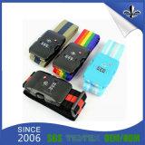Custom Fashion Digital Print Luggage Belt for Promotion Items