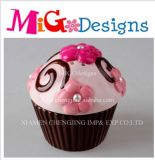 Wholesale Adorable Ceramic Cupcake Canister