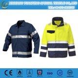 RV-A73-580 Reflective Rain Jacket Reflective Safety Coat Sets Rain Jacket