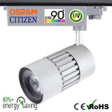 5-Year Warranty 30W Citizen COB LED Ceiling Spot Tracklight
