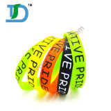 Wonderful! ! Bulk Cheap Promotional Customized Silicone Wristband