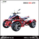300cc EEC Quad Bike Racing ATV EEC Approval with 14inch Alloy Wheels