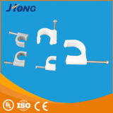 PP Material Competitive Price Circle Cable Clips