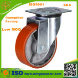 Transport Dolly Heavy Duty PU Wheels Swivel Caster