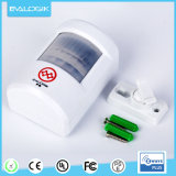 Battery Operated Wireless PIR Motion Sensor (ZW112)