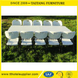 American Use Outdoor Picnic Plastic Folding Table Sale