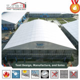 40X100m Large Outdoor Exhibition Tent with AC Cooling System for Exhibition and Trade Show