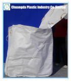 PP Woven FIBC Bulk Bag with Flat Bottom Top Cover