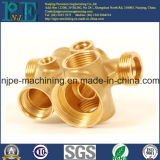 Factory Supply Custom High Quality Brass CNC Machining Pipe Joint
