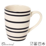 Cheap Price Hand Painting Stonware Milk Cup