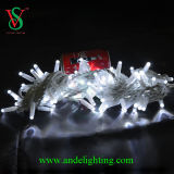 Outdoor White LED String Lights for Christmas Tree Decorations