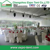 Big Luxury Party Wedding Marquee Tent with Glass Wall