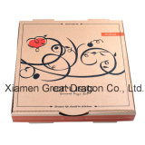 Pizza Box Locking Corners for Stability and Durability (PB13012)