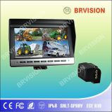 """Newest 10.1"""" Quad Split Monitor for Bus"""