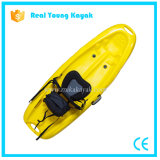 Cheap Plastic Kayak Kids Paddle Boat for Sale