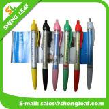 Popular Low Price Banner Custom Logo Pens (SLF-LG038)