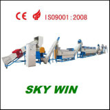 PP / PE Film or Weaving Bag Crushing Washing Drying Production Line
