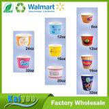 Customized Cheap Disposable Paper Soup/Dumpling Bowl Without Lid