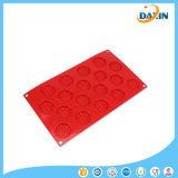 Silicone Waffle Mold Baking Cookie Cake Muffin Bakeware Tools K