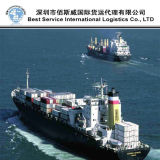International Transportation by Sea / Ocean Freight Container Shipping (FCL 20′′40′′)