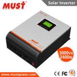 PV1800 Pk Series 2kVA 3kVA 4kVA 5kVA with PWM Solar Charge Controller Inverter