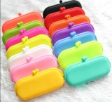 Silicone Pouch for Glasses Cellphone Cosmetics Keys