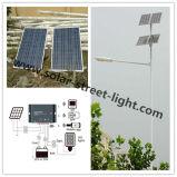 60W Double Solar Panel LED Street Light for Outdoor Lighting