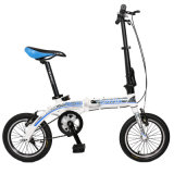 2015 New Fashion 14′′ Wheel Size Folding Bicycle Aluminum Alloy Folding Bike