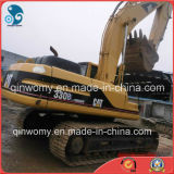 30ton/0.5~1.5cbm-Bucket 2005/8000hrs USA-Original Backhoe Used Caterpillar 330b Hydraulic Crawler Excavator