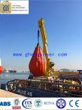 Pedestal Crane Hydraulic Deck Crane Telescope Boom Crane Marine Crane Ship Deck Crane