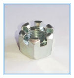 DIN935 Hex Slotted Castle Nuts