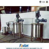 Sanitary Stainless Steel Emulsifying Mixing Tank System