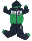 2015 New Arrival Long Sleeve Sports Suit for Boys in Children′s Clothes Swb-114